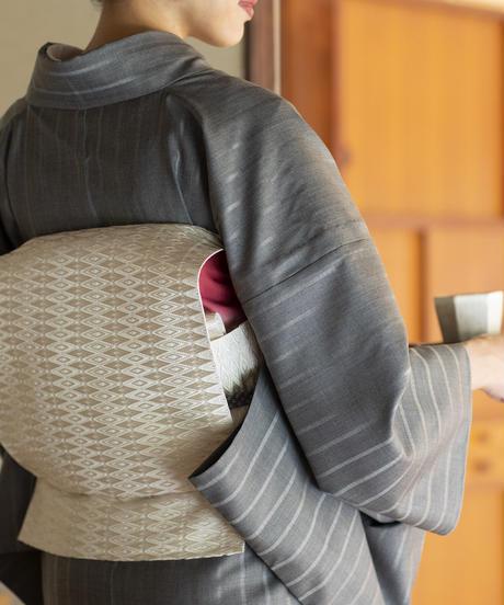 博多織名古屋帯 パートナー的な帯 [紅衣オリジナル]