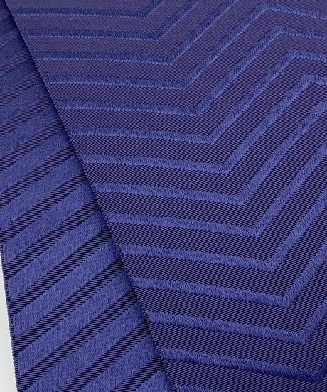 【ご予約販売】大人の上質な半幅帯 花紺青色[紅衣オリジナル]納期3ヶ月程度〜 ※予約販売のため単品購入/単品発送のみ