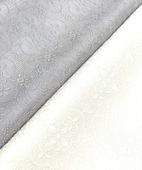 織り目が美しいまるで刺繍のような帯揚げ [紅衣オリジナル]