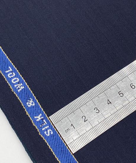 男性のスーツの生地で仕立てる着物③(手縫い仕立て代込み)