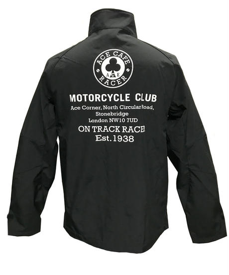 AR1801WS/ACE CAFE RACER ソフトシェルジャケット