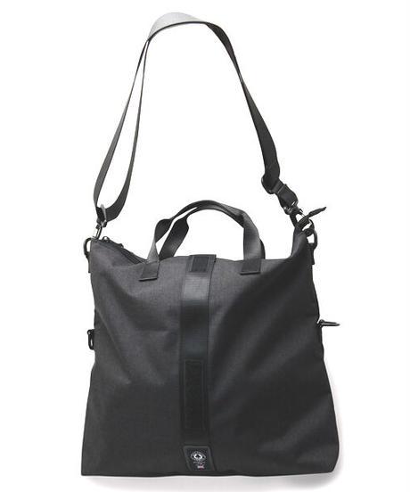 AB002SB-BK/ACE CAFE LONDON Shoulder & Tote Bag(ブラック)