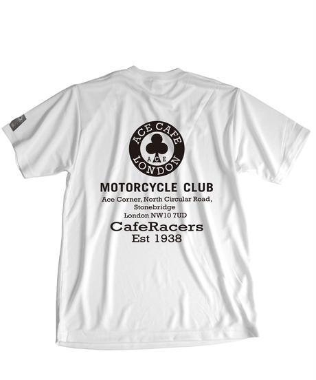 AA009DT/  ACE CAFE ドライTシャツ MCC