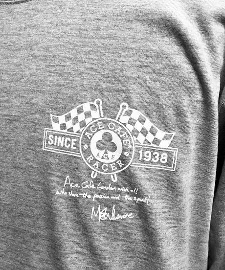 AR1801LT/ACE CAFE RACER ロングスリーブTシャツ