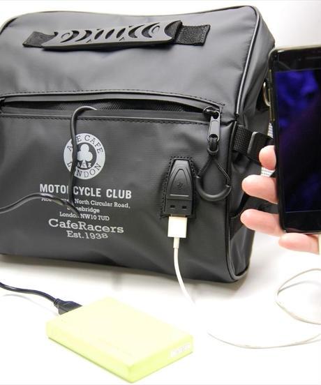 AB003WB / Hip & Shoulder Bag  USB