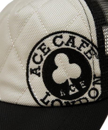 AC003NM/ACE CAFE ナイロンメッシュキャップ