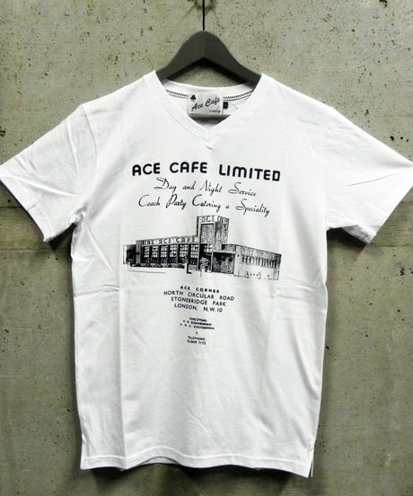 14ACTS-007 /  Tシャツ OLD BUILDING