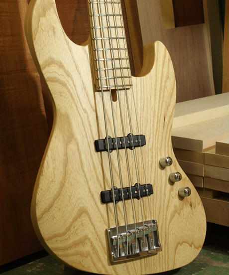 (SOLD)S-521b Naked  / Ash-Maple /  #201432