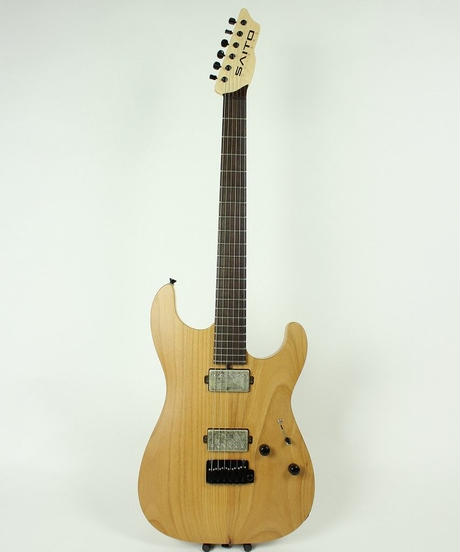 【In Stock】S-622 Naked / Alder-Rose  / HH / UNIQUE / 201332
