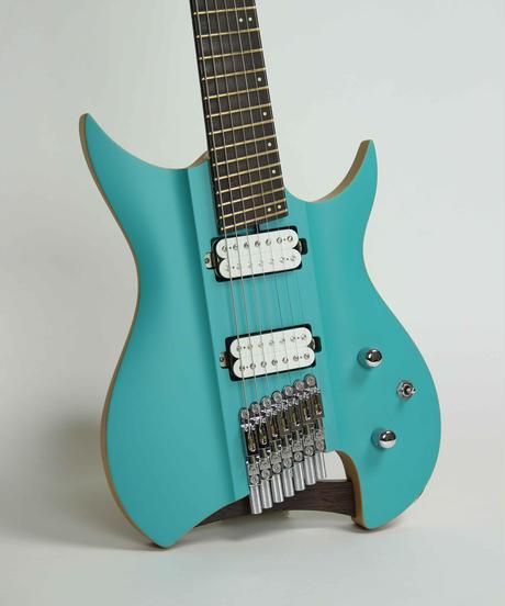 【In Stock】S-HL7 Emerald Blue / Alder-Ebony / #201417