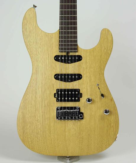 【In Stock】S-622 Extraordinary Korina Yellow / SSH / 191186