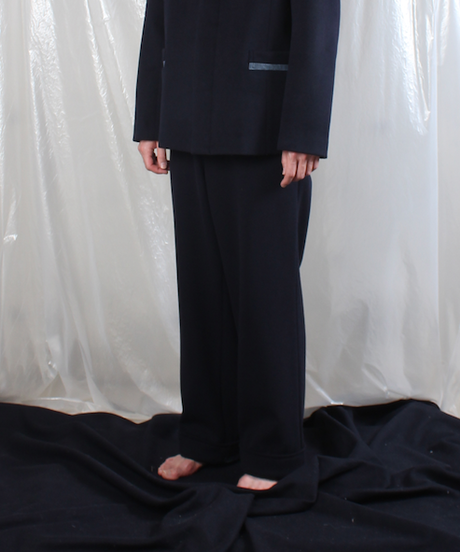 pt-29N  navy wide pants