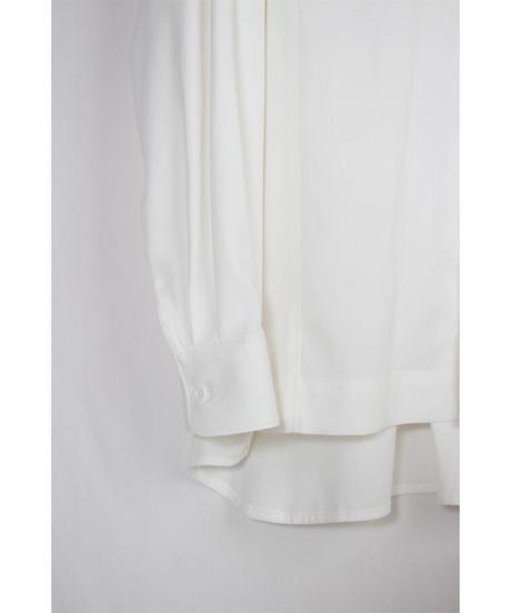 st-52W   white wide shirts