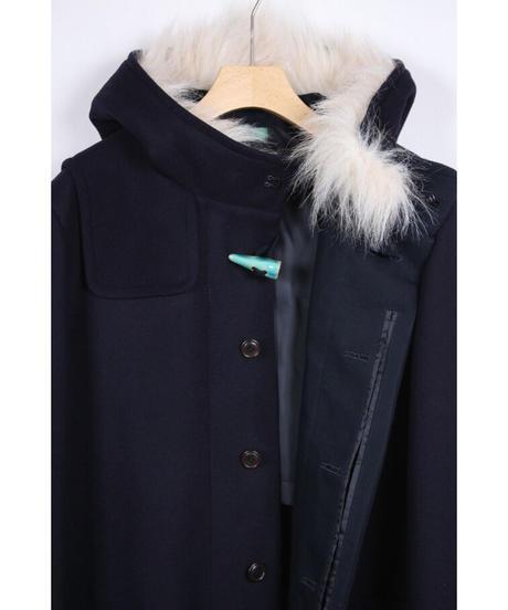 jk-52N  navy duffle coat