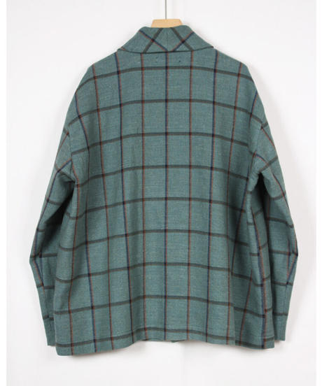 st-56C  check shawl color shirts