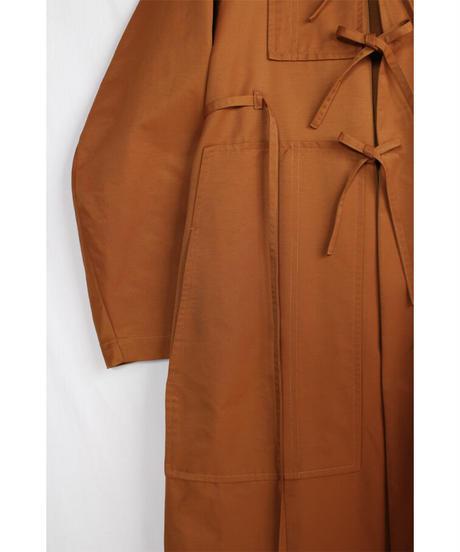 jk-45C canyon brown long coat