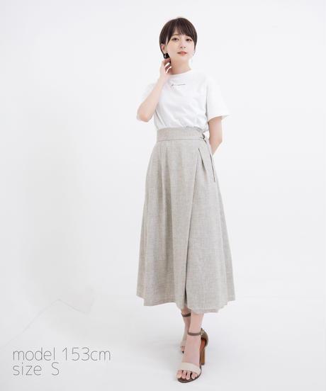 【こばしり】kimama T ホワイト