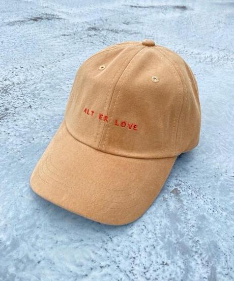 """ALT ER LOVE"" Logo Cap"