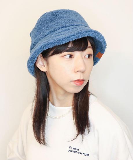 Colorful Boa Bucket hat