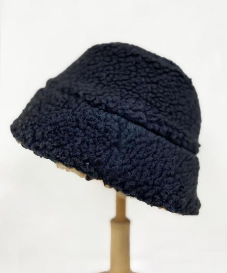 Leopard Boa Reversible Bucket Hat
