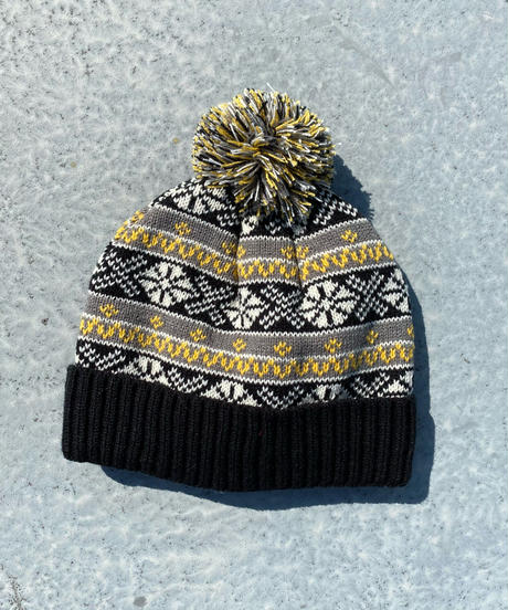 Ortega pattern Knit watch
