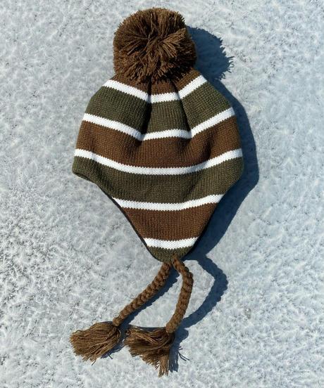 Thinsulate Striped Ski Knit