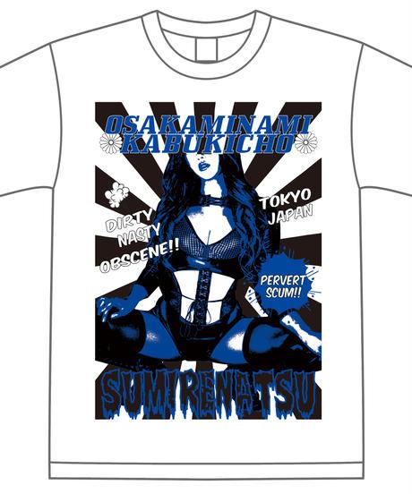 《通販限定》夏すみれ2019年度版オリジナルTシャツ【白】