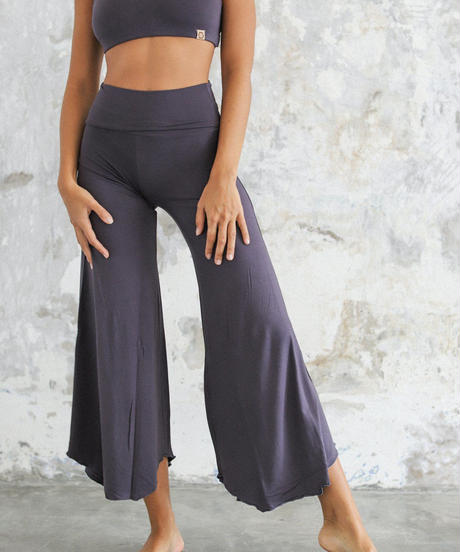 Layla Flares Charcoal