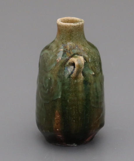 No.116:ORIBE SAKE Bottle「織部徳利」