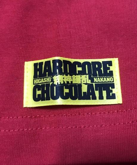 ハードコアチョコレート×ザ・グレート・ムタ「NINJA(オリエンタル・レッド)」Tシャツ ※KEIJI MUTO OFFICIAL SHOP 限定版