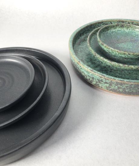 黒石墨皿M