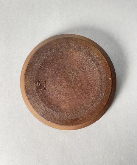伝市鉢・3.5号皿(登り焼)