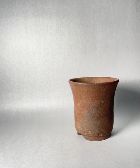 伝市鉢・春ラン型4号(登り焼)