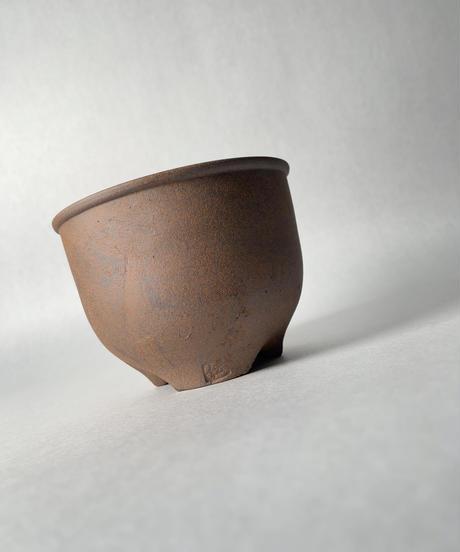 伝市鉢・コウロ型3.5号(ガス焼)