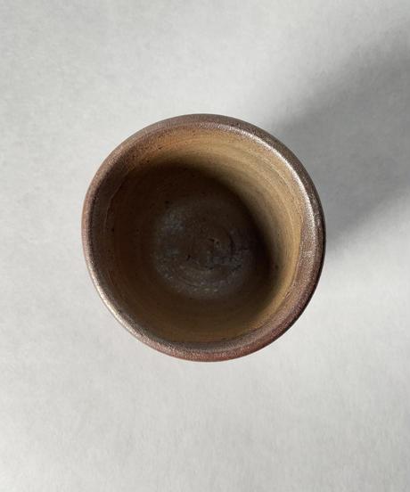 伝市窯 湯呑み(登り焼)