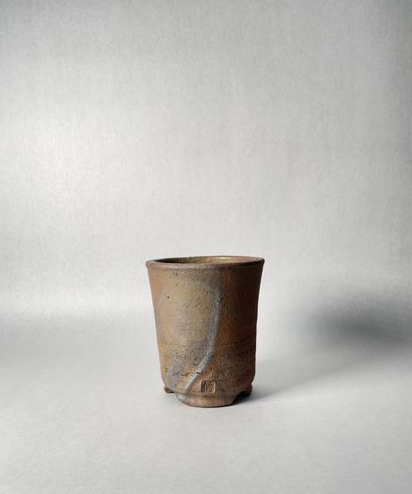 伝市鉢・シャジン型3号(登り焼)