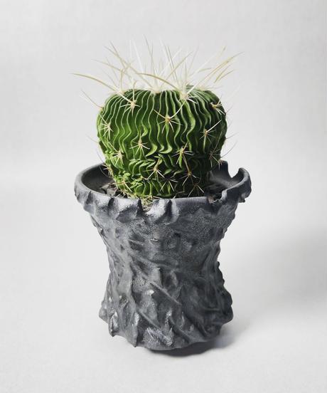 erosion pot kuro (whole)