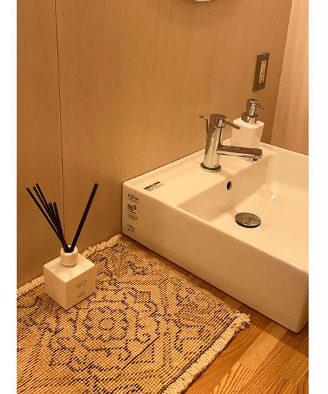 Lily vintage | rug mini flower 40 × 33cm