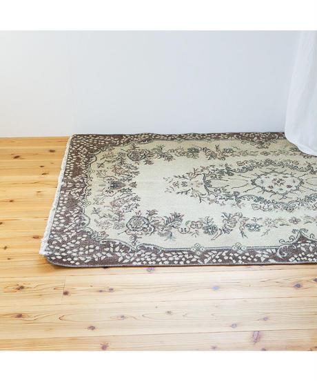 Lily vintage | rug celadon 208 × 113cm