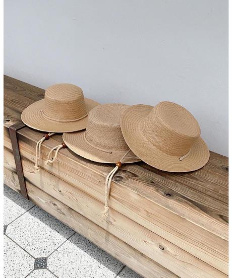 fini. | parisian boater hat - Ladies size