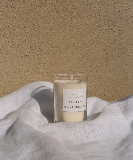 NA NIN |  Candle / Available in Multiple Sizes