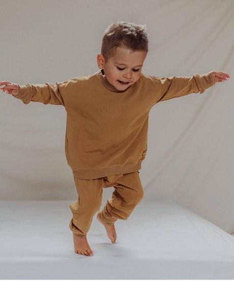 SUSUKOSHIORGANIC  baby Jogger pants
