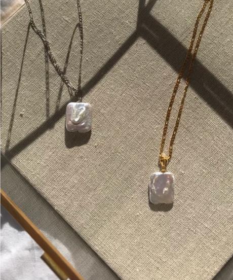 ALIX YANG   Marlin Necklace - Gold
