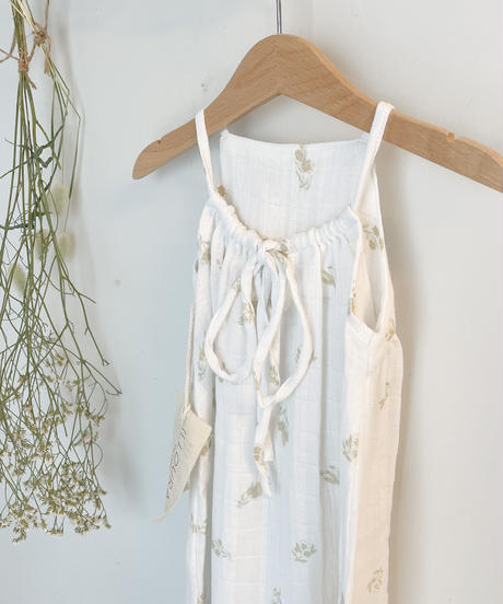 illoura the label | Field dress -Dainty floral-