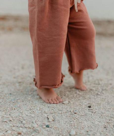 KINDLY    sea wave pants