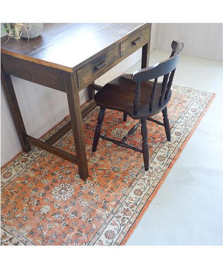 Lily vintage | rug vermilion 198 × 97cm