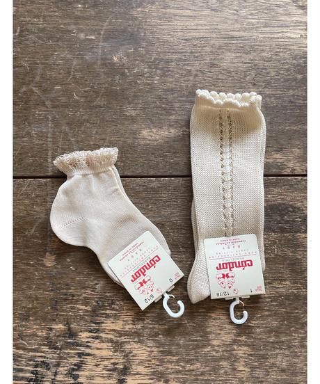 Cóndor   ceremony short socks (1-3歳 size)