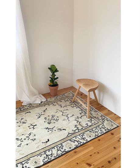 Lily vintage   rug pistàcchio 209 × 114cm