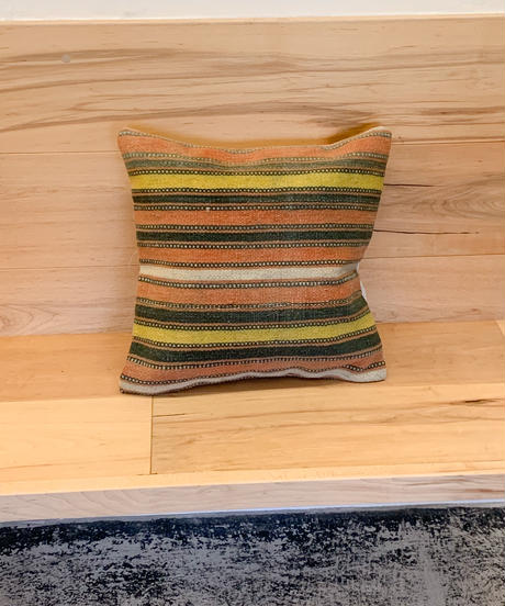 Lily vintage | cushion cover -stripe-