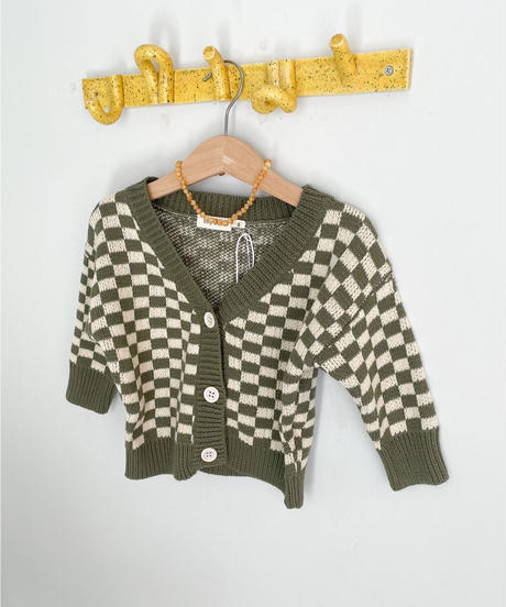 tiny trove   checker board knit setup